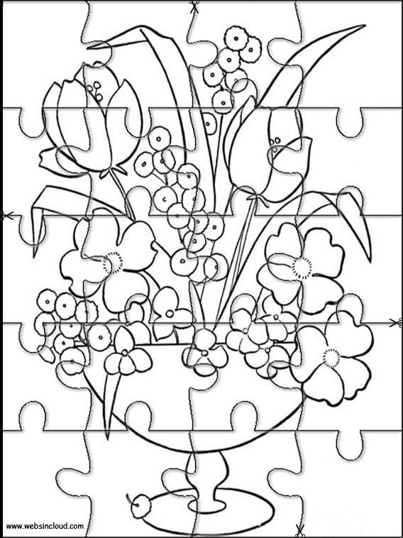 Blumenvasen 4