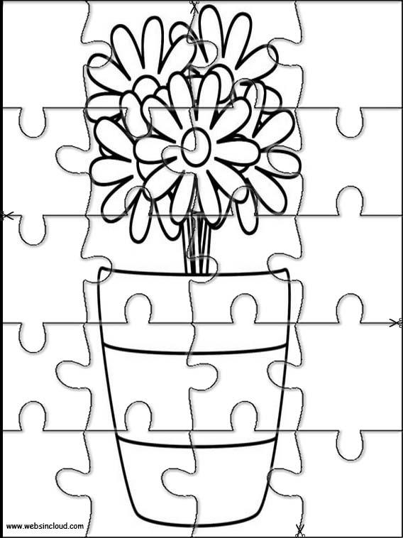 Blomst Vaser 5
