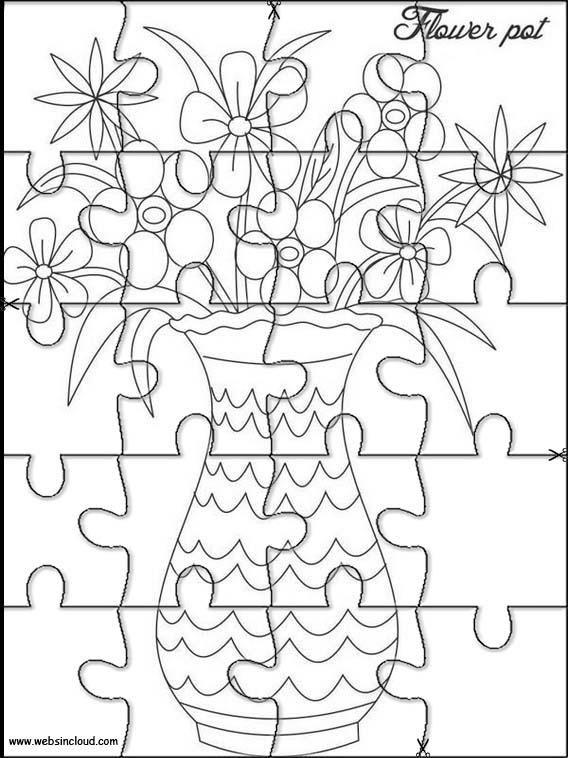 Vases à Fleurs 7