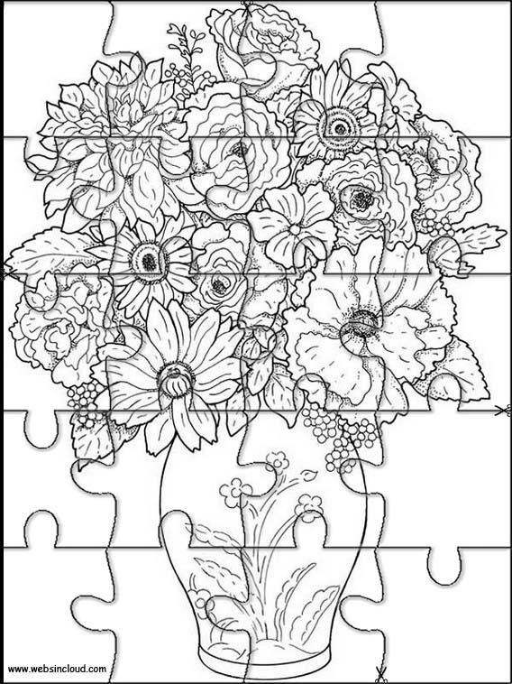Blomst Vaser 8