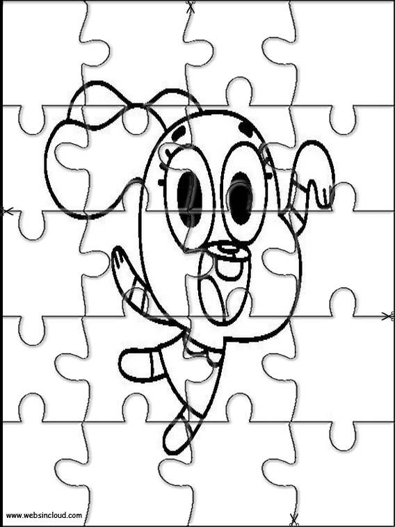 Gumball & Darwin 1