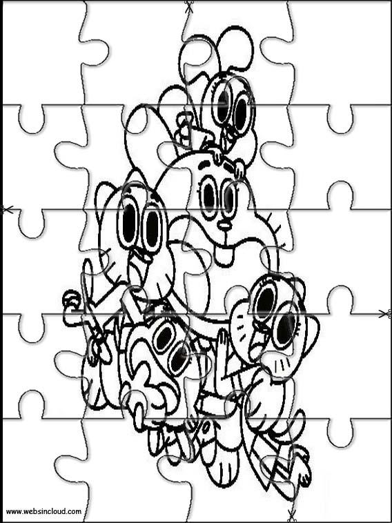 Gumball & Darwin 5