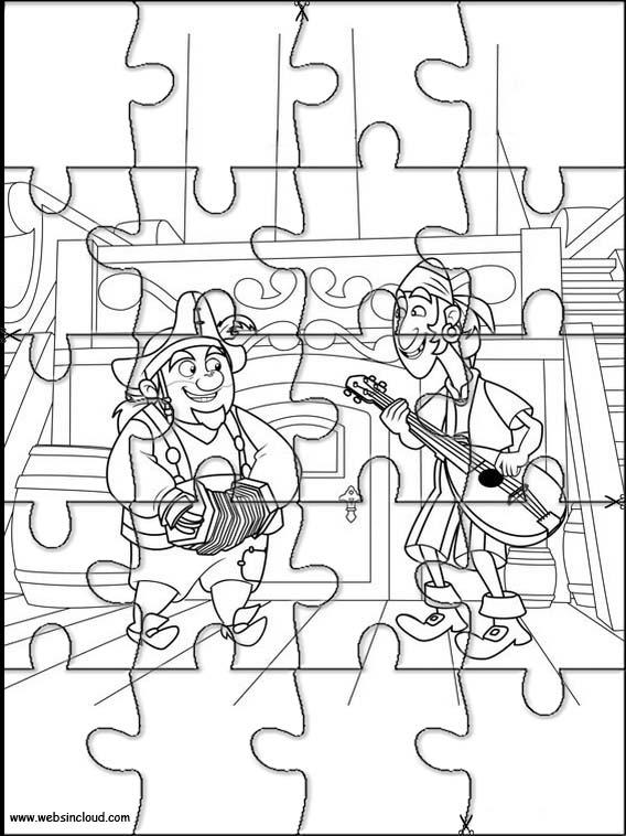 Jake og Sjørøverne 7