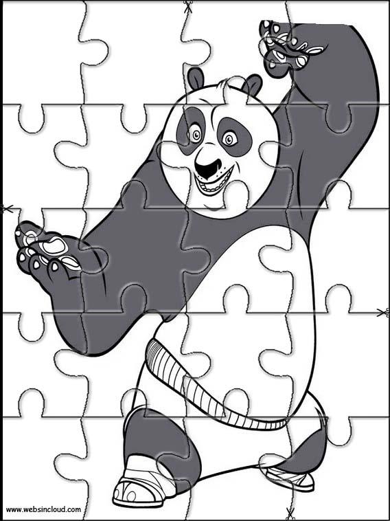 Kung Fu Panda 50