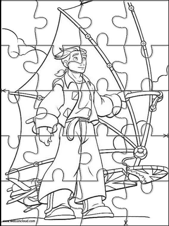 printable treasure planet to cut out 36