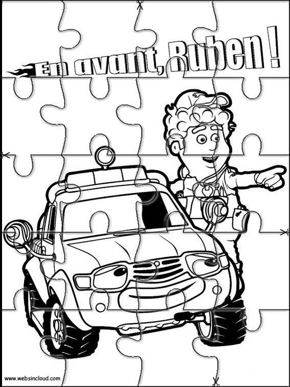 Roary Racing Car 8