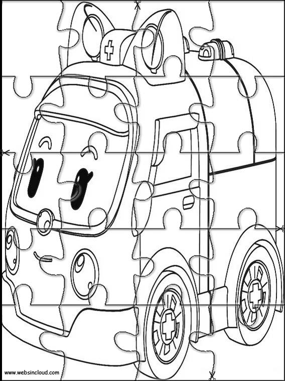 Robocar Poly 11