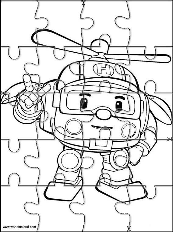 Robocar Poly 12