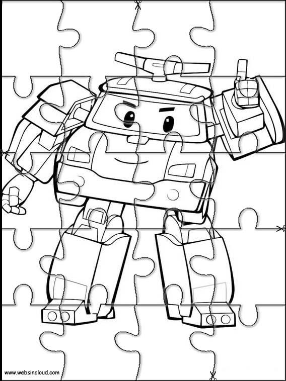 Robocar Poly 14