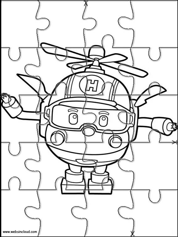 Robocar Poly 16