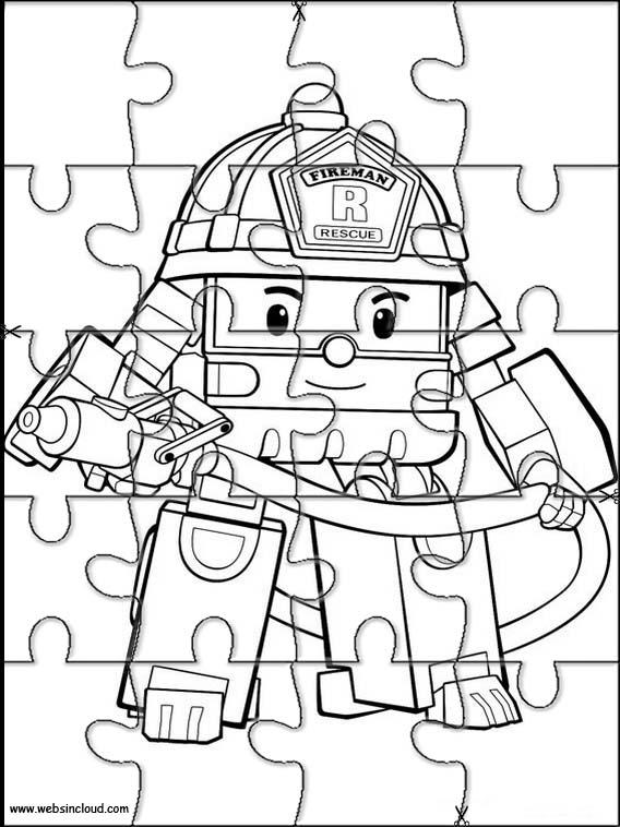 Robocar Poly 18