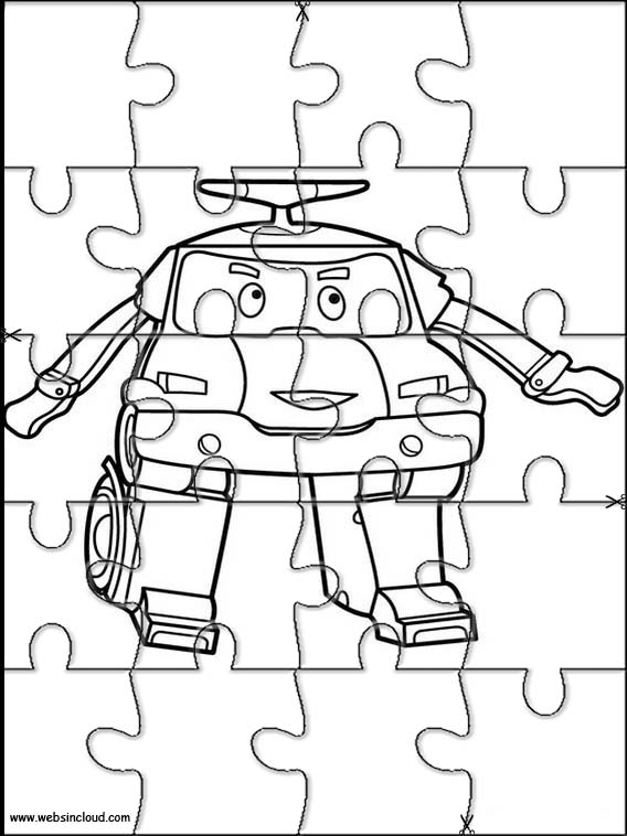 Robocar Poly 2