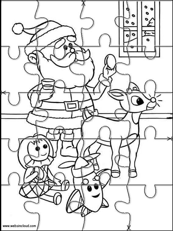 Rudolph, el reno de la nariz roja 7