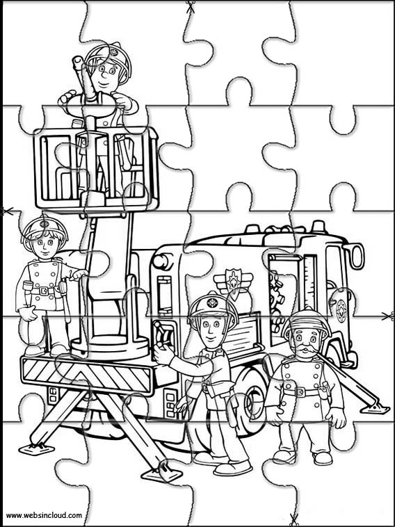 Sam le Pompier 2