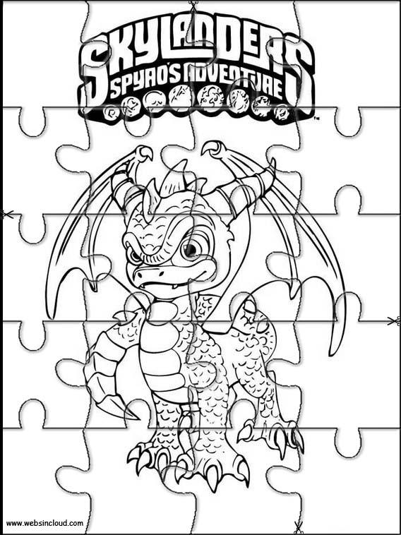 Skylanders Spyros Adventure 3