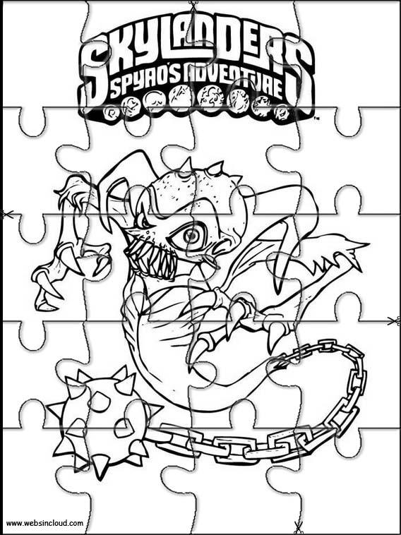 Skylanders Spyros Adventure 5