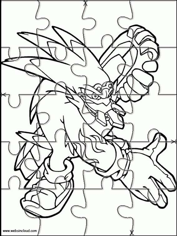 Sonic Printable Jigsaw Puzzles To Cut Out 13