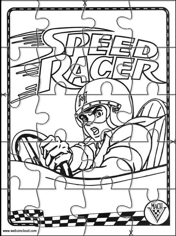 Speed Racer 36