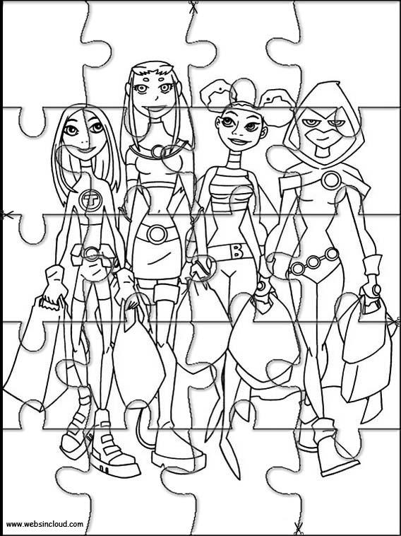 Teen Titans 26