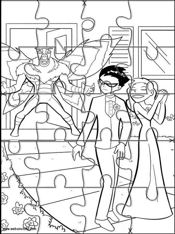Teen Titans 27