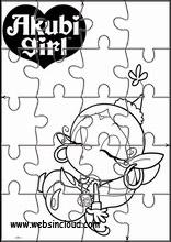 Akubi Girl1