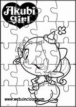 Akubi Girl4