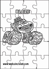 Blaze et les Monster Machines8