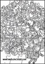 Doodles en el espacio28