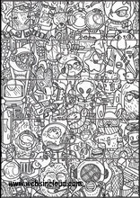 Doodles en el espacio37