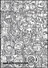 Doodles i rymden37