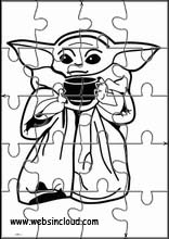 Mandalorian Baby Yoda22