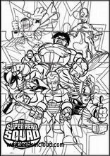 The Super Hero Squad9