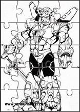 Voltron: Legendärer Verteidiger9