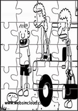 Diary of a Wimpy Kid6