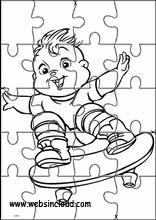 Alvin et les Chipmunks4