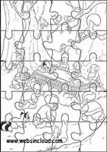 Blancanieves y los siete enanitos11