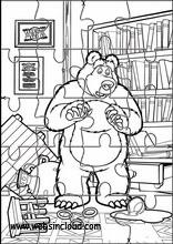 Masha and the Bear2