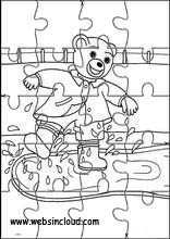 Little Brown Bear36